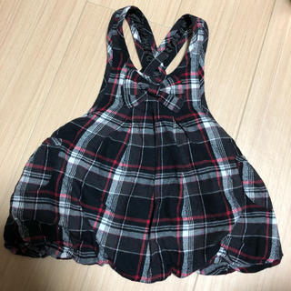 ナルミヤ インターナショナル(NARUMIYA INTERNATIONAL)のPupil House  ジャンパースカート  80㎝(ワンピース)