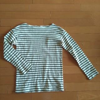 マリンフランセーズ(LA MARINE FRANCAISE)のマリンフランセーズ ボーダーバスクシャツ(カットソー(長袖/七分))