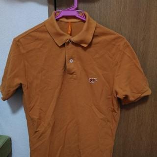サイ(Scye)のサイ ベーシックス ポロシャツ オレンジ 38 SCYE BASICS(ポロシャツ)