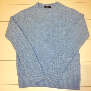 コムサメン(COMME CA MEN)のCOMME CA MEN コムサメン ニット セーター(ニット/セーター)