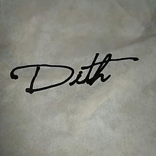ディス(Dith)の処分特価❕➰💟Dith💟ショルダーバッグ👜(ショルダーバッグ)