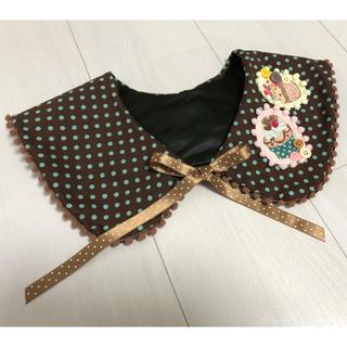 エミリーテンプルキュート(Emily Temple cute)のチョコミント つけ襟 カップケーキ(つけ襟)