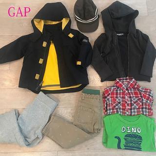 ギャップ(GAP)のGAP  【90-100cm】男の子  7点まとめ売り  ZADIG & VOL(ジャケット/上着)
