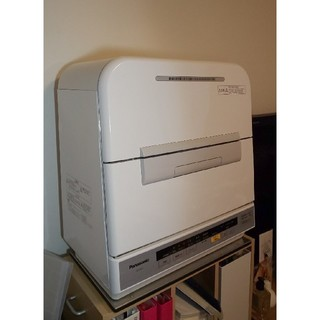 パナソニック(Panasonic)の【えびびびりん様専用】Panasonicの食器洗い乾燥機と洗剤セット(食器洗い機/乾燥機)