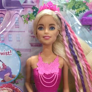 【新品未開封】バービー人形 バービー ツイストスタイルプリンセス
