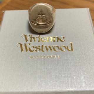ヴィヴィアンウエストウッド(Vivienne Westwood)のVivienne Westwood シルバーリング 8号(リング(指輪))
