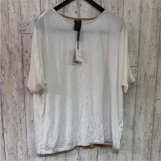 ダブルスタンダードクロージング(DOUBLE STANDARD CLOTHING)の新品 カットソー(カットソー(半袖/袖なし))