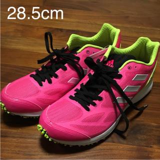 アディダス(adidas)のアディダス アディゼロ ランニングシューズ 28.5cm BB6443(シューズ)