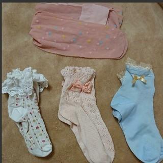 チュチュアンナ(tutuanna)のチュチュアンナ 靴下セット(ソックス)