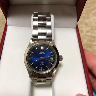 スイスミリタリー(SWISS MILITARY)のswiss military 時計 未使用 (腕時計(アナログ))