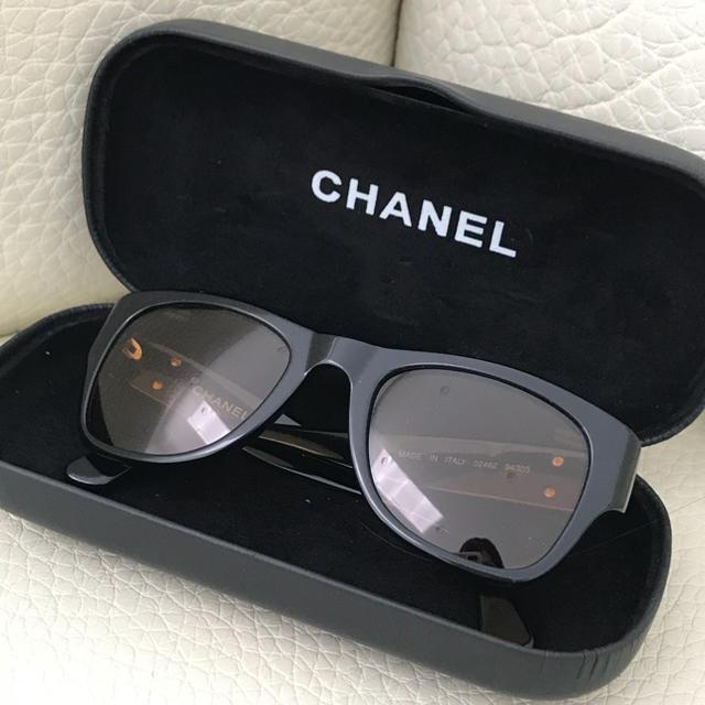a788878089c2 CHANEL(シャネル)のヴィンテージ❤ シャネル サングラス ブラウン ココマーク レディースのファッション