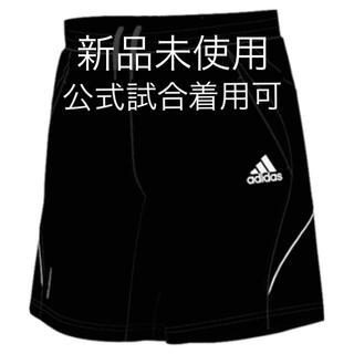 アディダス(adidas)の新品未使用 アディダス 日本バドミントン協会審査合格品 ハーフパンツ(バドミントン)
