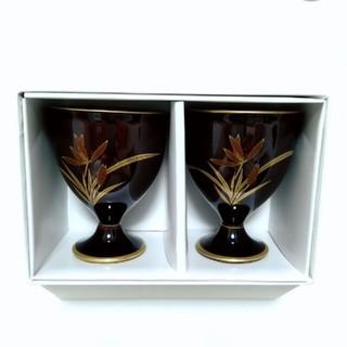 コウランシャ(香蘭社)の新品 香蘭社 ペアワインカップ(グラス/カップ)