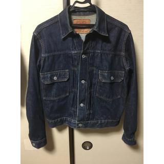 ドゥニーム(DENIME)のドゥーニム 2nd型 デニムジャケット denime gジャン 507 濃紺38(Gジャン/デニムジャケット)