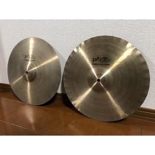 paiste formula 602 sound edge hihat 14in(シンバル)