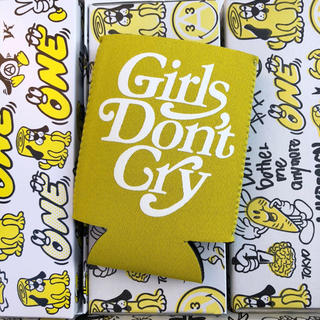 ジーディーシー(GDC)の限定50個 Girls Don't Cry クージー ガールズドントクライ(その他)