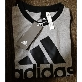 アディダス(adidas)の☆新品 タグ付き☆ アディダス 160 Tシャツ 半袖 (Tシャツ/カットソー)