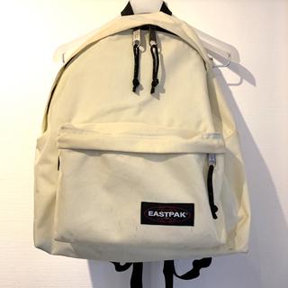 イーストパック(EASTPAK)のEASTPAK リュック 白 イーストパック バックパック(リュック/バックパック)