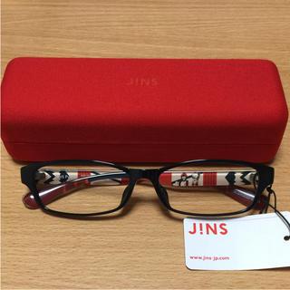 ジンズ(JINS)のJINS メガネ 爆豪&切島 僕のヒーローアカデミア 未使用(キャラクターグッズ)