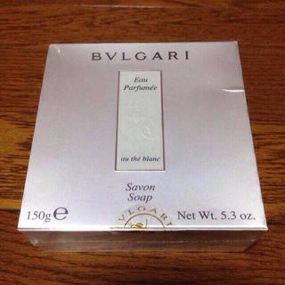 ブルガリ(BVLGARI)のブルガリ☺︎石鹸(ボディソープ / 石鹸)