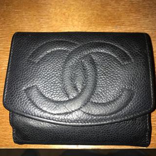 シャネル(CHANEL)のシャネルキャビアスキン(財布)