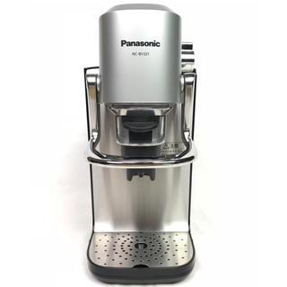 パナソニック(Panasonic)のカプチーノ/カフェラテ用の泡ミルクも作れるエスプレッソ&コーヒーマシン(エスプレッソマシン)
