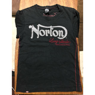ノートン(Norton)のNorton ロンT(Tシャツ/カットソー(七分/長袖))