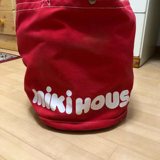ミキハウス(mikihouse)のミキハウスのトートバッグ(トートバッグ)