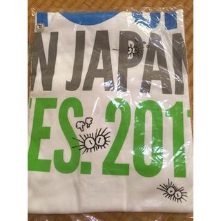 ROCK IN JAPAN FES 2011 ジブリコラボTシャツ(音楽フェス)
