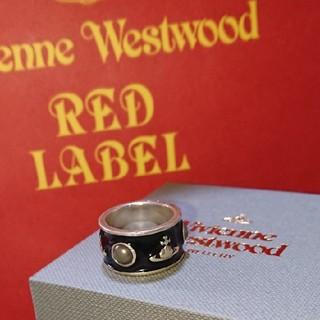 ヴィヴィアンウエストウッド(Vivienne Westwood)の本日限定値下げキングリング 黒(リング(指輪))