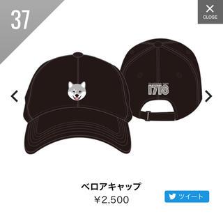 カウントダウンジャパン 2018 グッズ 帽子(音楽フェス)
