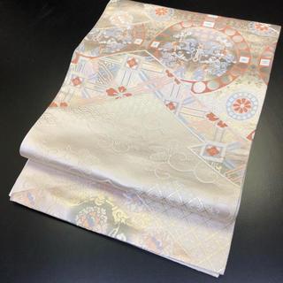 正絹。高級な袋帯(帯)