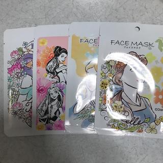 ディズニー(Disney)のフェイスマスク(パック / フェイスマスク)