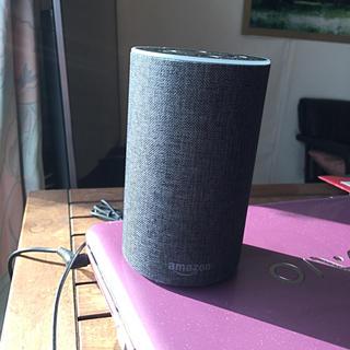 エコー(ECHO)のアマゾン ECHO (第二世代)(スピーカー)