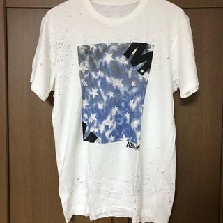 エム(M)のM T-Shirt L(Tシャツ/カットソー(半袖/袖なし))