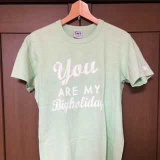 ティーエムティー(TMT)のTMT T-Shirt XL 藤木直人さん着用(Tシャツ/カットソー(半袖/袖なし))