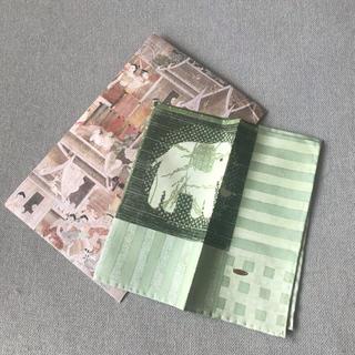 ジムトンプソン(Jim Thompson)のJim Thompson のミニスカーフ 新品未使用♪(バンダナ/スカーフ)