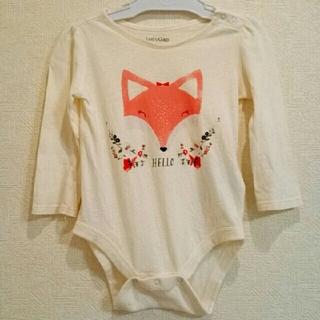 ベビーギャップ(babyGAP)のmjmauiさん専用☆80cm☆GAP baby 長袖ボディ (肌着/下着)