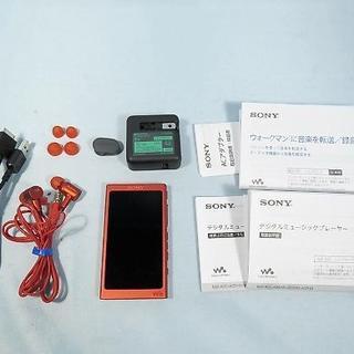 ソニー(SONY)のSONY ハイレゾ/ウォークマン NW-A36HN / 32GB 送料無料(ポータブルプレーヤー)