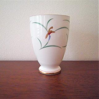 コウランシャ(香蘭社)の中古 3客 香蘭社 フリーカップ グラス ビールグラス 冷茶(グラス/カップ)