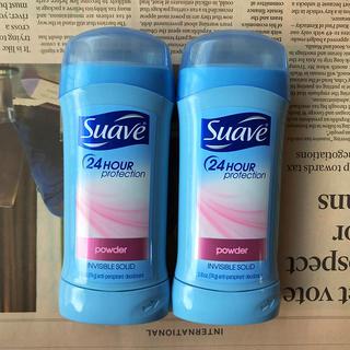 スアーヴ(Suave)の新品未使用‼️Sauve スアーブ デオドラントスティック 2点セット✨(制汗/デオドラント剤)