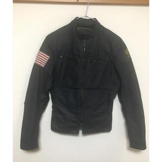 デニムアンドサプライラルフローレン(Denim & Supply Ralph Lauren)のDenim & Supply: Waxed Canvas Moto Jacket(ミリタリージャケット)