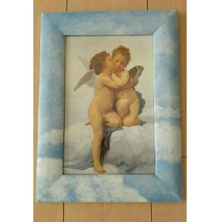 アンティーク 天使の額縁(絵画額縁)