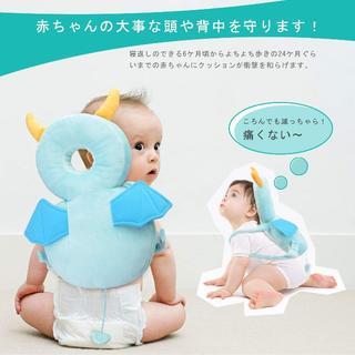 安全に赤ちゃんの頭を保護する!リュック (歩行器)