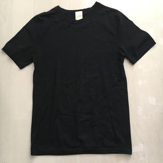 スタジオオリベ(STUDIO ORIBE)のSTUDIO ORIBE Tシャツ 黒 5(Tシャツ(半袖/袖なし))
