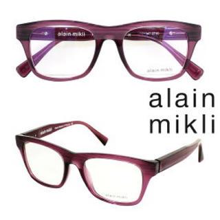 アランミクリ(alanmikli)の【ほぼ新品】アランミクリ A013472710 メガネ(サングラス/メガネ)