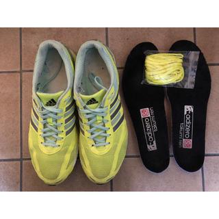 アディダス(adidas)のランニングシューズ アディダス タクミ レン(シューズ)