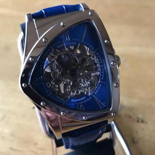 コグ(COGU)の特価❗️コグ COGU フルスケルトン 自動巻き 腕時計 BS00T-BL (腕時計(アナログ))