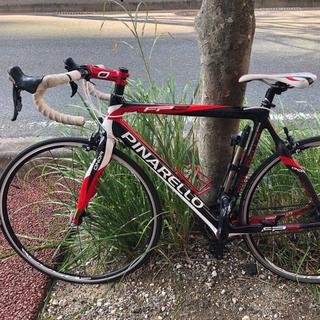 ジャイアント(Giant)の【美品】【交渉承ります】pinarello ピナレロ カーボン fp2(自転車本体)