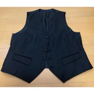 アオヤマ(青山)のスーツ ベスト (A6サイズ)(スーツベスト)